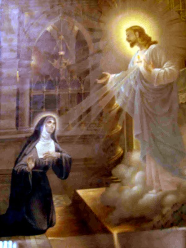 ST MARGARET MARY ALACOQUE (1647-1690) Feast: October 16