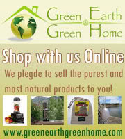 Green Earth Green Home