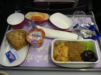 Malaysian airlines on the go april 2009 for Air thai cuisine