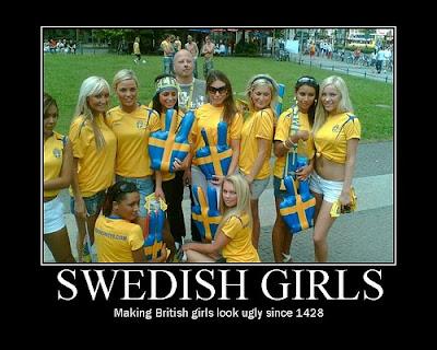 sweden dating vs american