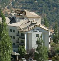 Hotel 3 * Citymar Santa Cruz