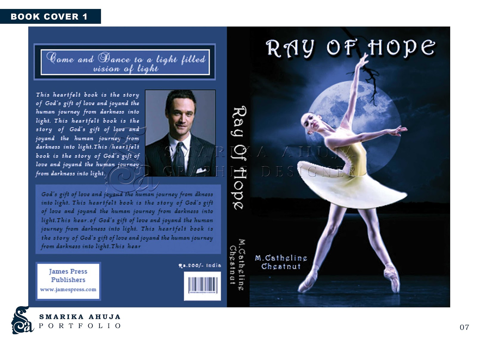 Book Jacket Cover Design : Smarika s graphic design portfolio book cover designs