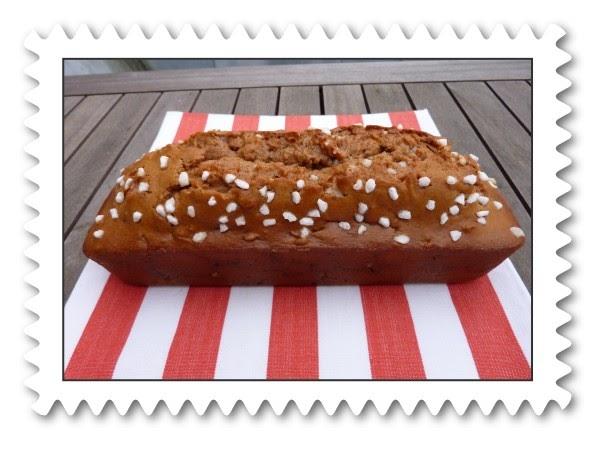 Mon Cake Aux Fruit A La Croute Trop Sec