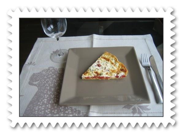 Cake Ricotta Tomates S Ef Bf Bdch Ef Bf Bdes