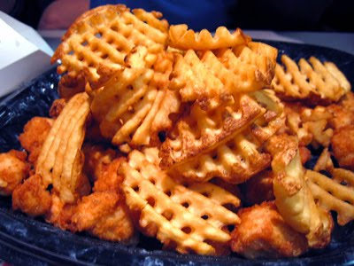 ... bring me some ketchup speaking of fun shapes hellloooooo waffle fries
