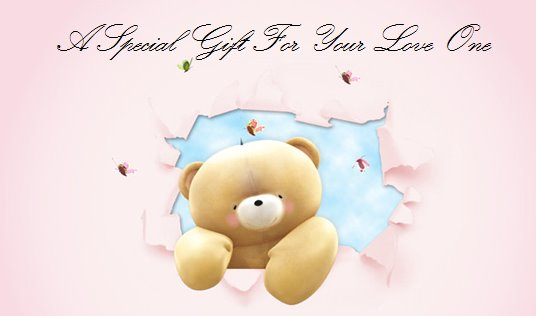 A Special Gift For Your Love One