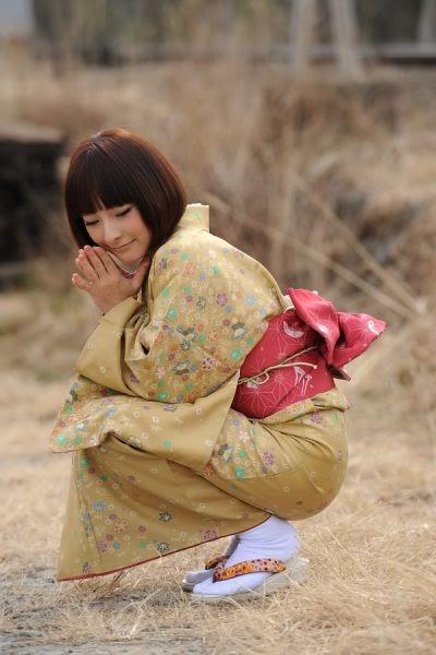 foto foto cewek japang cantik dan sexy pake kimono