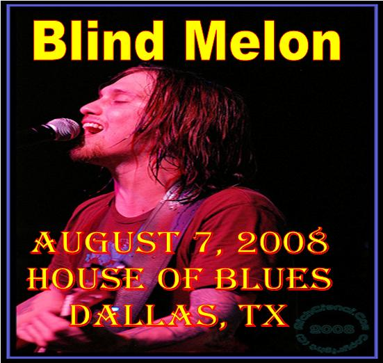 Thesecretsounds Blind Melon House Of Blues 2008