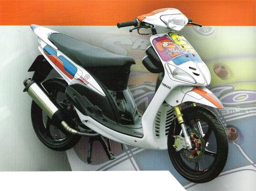 Modif Yamaha Mio