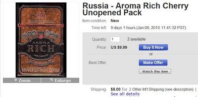 ebay pirkt cigaretes ir lētāk