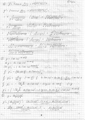 atvasināšanas formulas