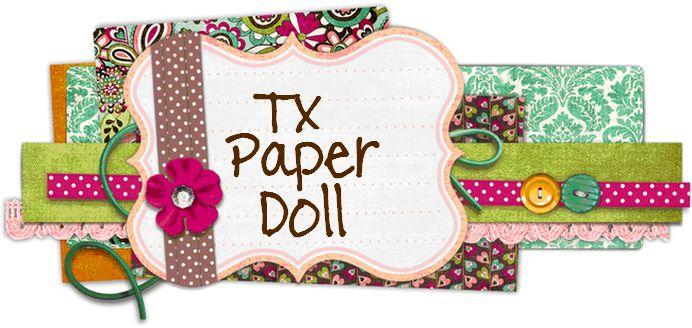 TX Paper Doll