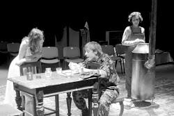 vulpoiul-dupa Henry Miller,regia Florin Zamfiresc-Teatrul National Radu Stanca Sibiu