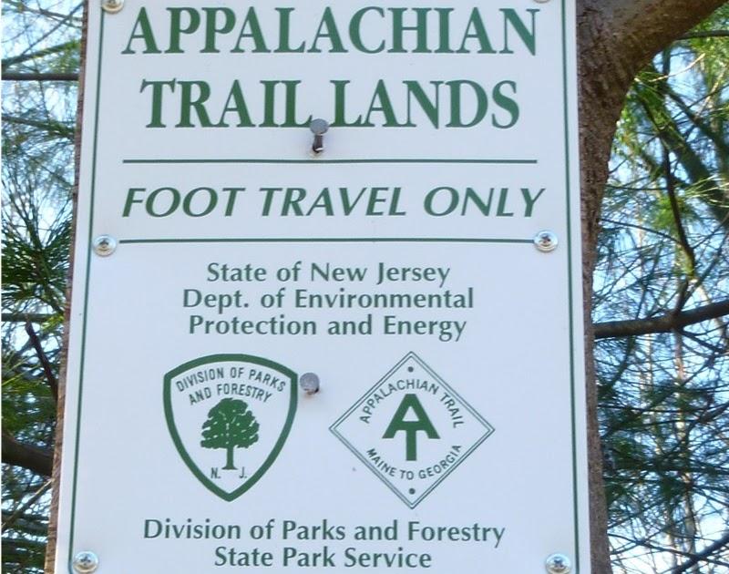 Gone Hikin': Wawayanda State Park, NJ - Applachian Trail ...