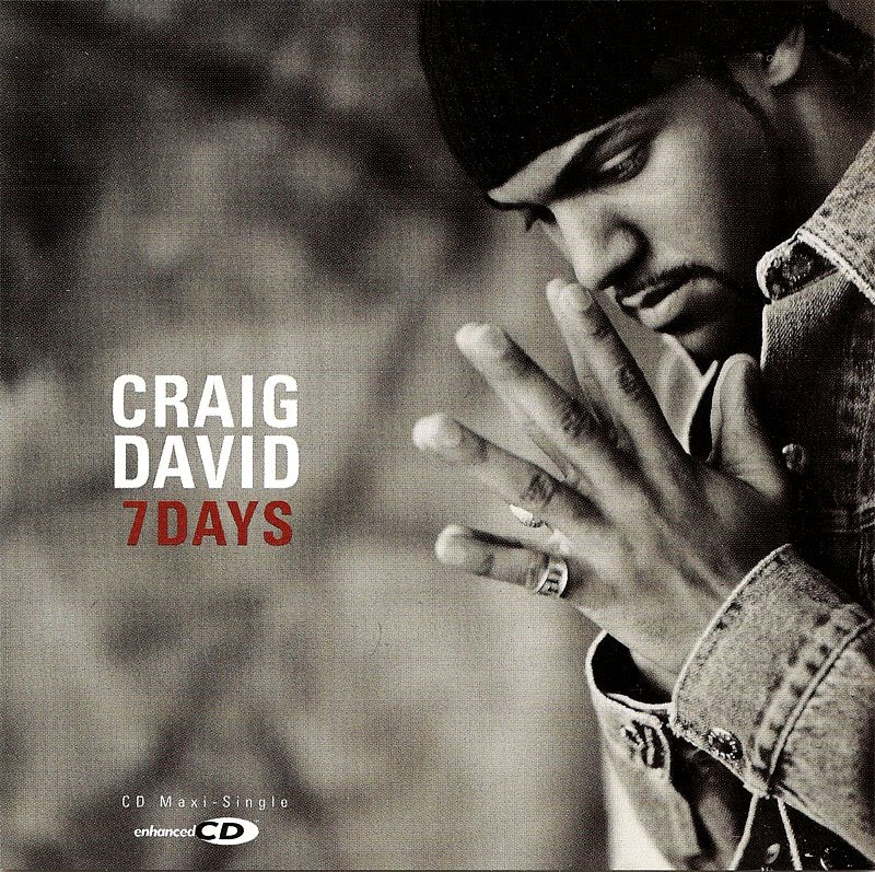 craig david 7 days слушать