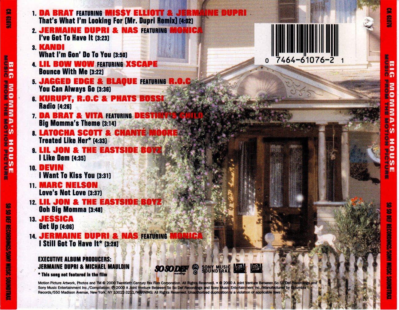 Highest level of music va big momma 39 s house music from for 2000s house music