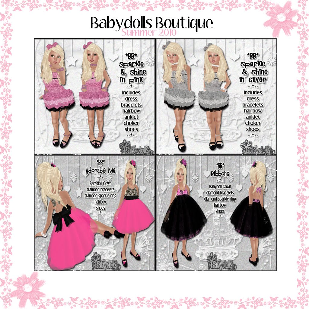 Babydolls boutique summer daze update for Little hip boutique