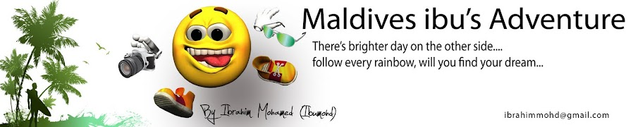 Maldives  ibu&#39;s  Adventure