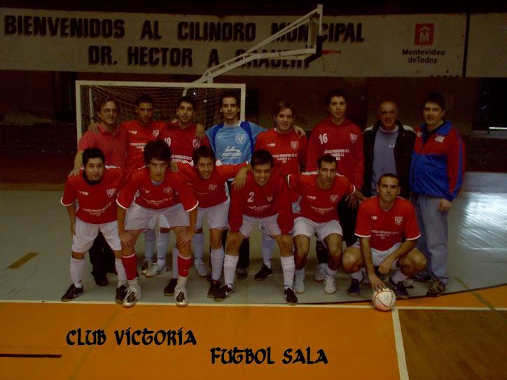 victoria futbol sala