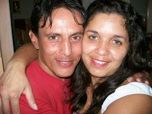 Marcos Rodrigues e Katia Cilene