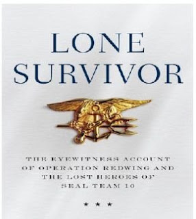lone survivor book report And sign his book lone survivor, the remarkable, true story of operation redwing, and how as  library association statistical report, is right here in.