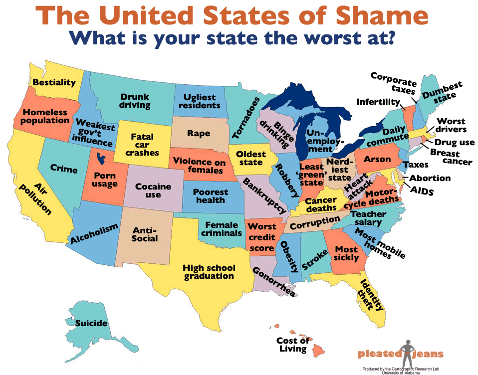 Which State Has The Best Sports Teams Here Are The Maps Of The