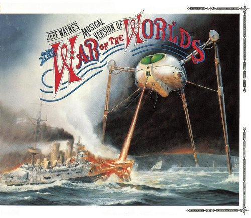 Jeff Wayne - Horsell Common And The Heat Ray