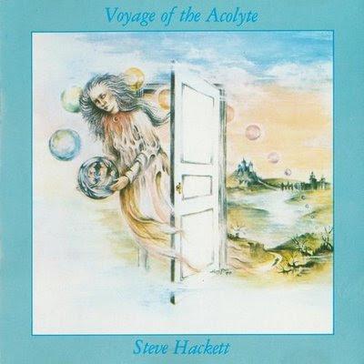 STEVE HACKETT - ACE OF WANDS LYRICS