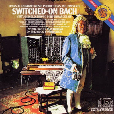 Carlos - SWITCHED-ON BACH