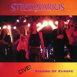 visions of europe stratovarius: