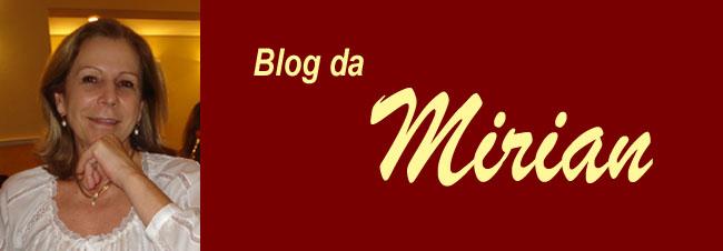 Blog da Mirian