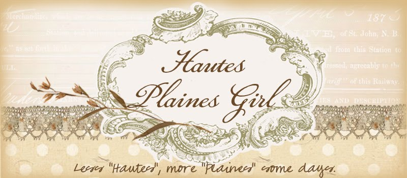 hautes plaines girl