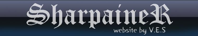 Sharpainer Website