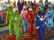 Lomba Tari Islami