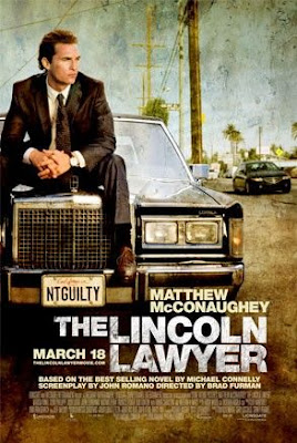 Affiche Lincoln Lawyer