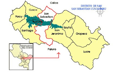 LLDM - CUSCO (Distrito de San Sebastiàn)