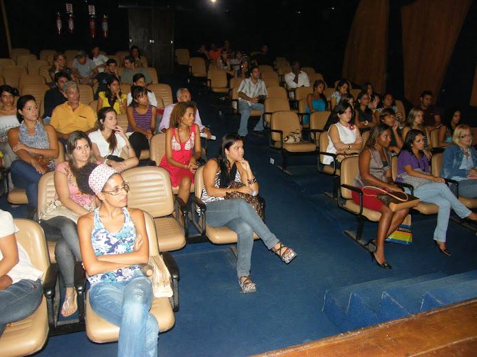 BATE PAPO DA CAP ESCOLA DE TV EM SALVADOR