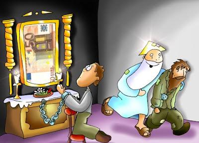 Dios y las riquezas Dios-y-dinero