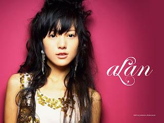 阿兰是在日本发展的中国人