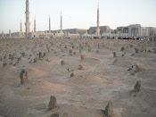 Perkuburan Baqie, di Madinah
