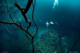 fenomena alam sungai bawah laut