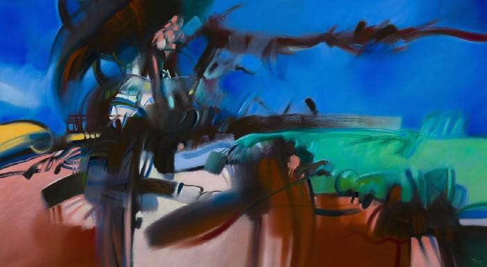 Muestra pictórica de MARIO AYERBE