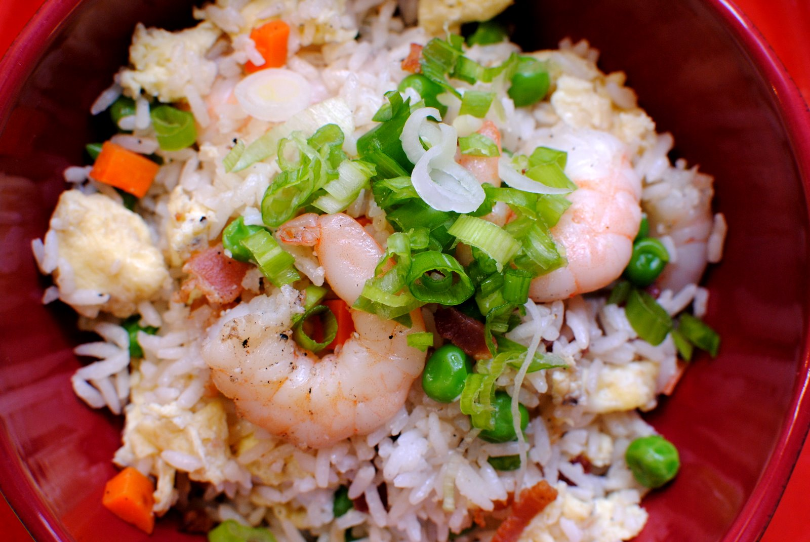 +The Church Cook: Shrimp Fried Rice