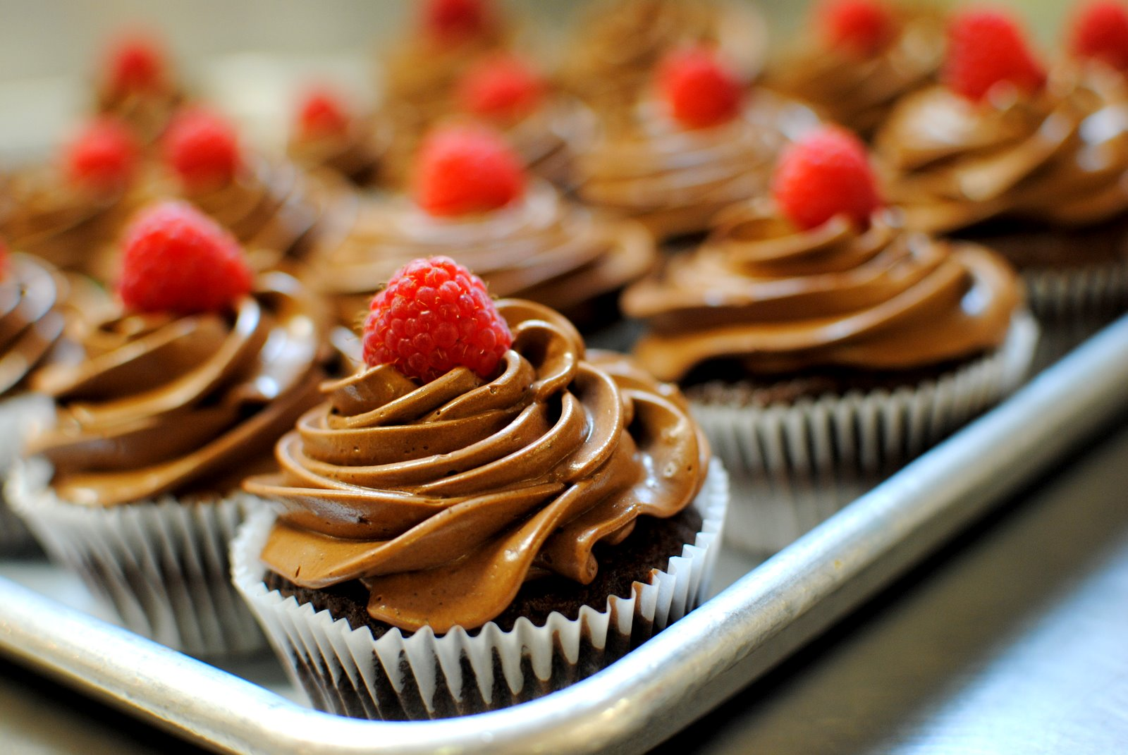 The Church Cook: Chocolate Buttercream Frosting