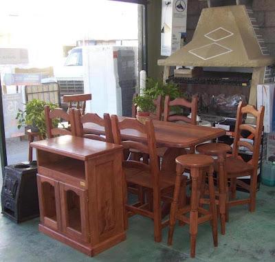 belgrano hogar muebles de algarrobo