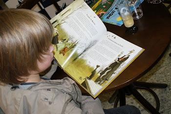 O valor da leitura para o desenvolvimento infantil.