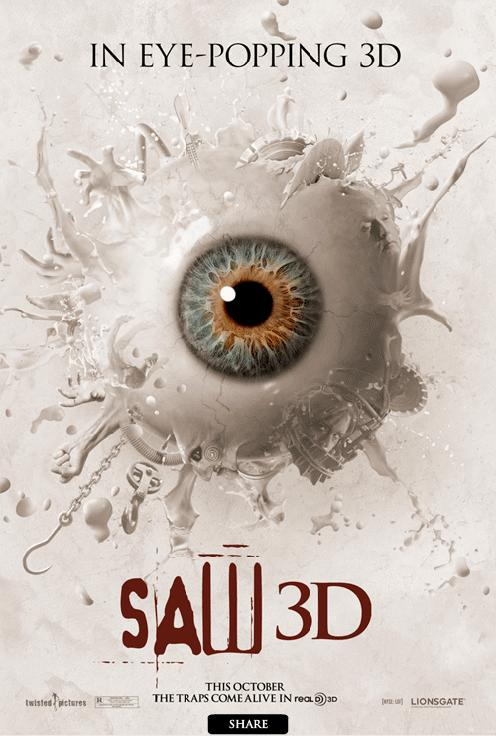 Saw3d Saw 7  3D (2010) Spanish(Terror) 1 Link