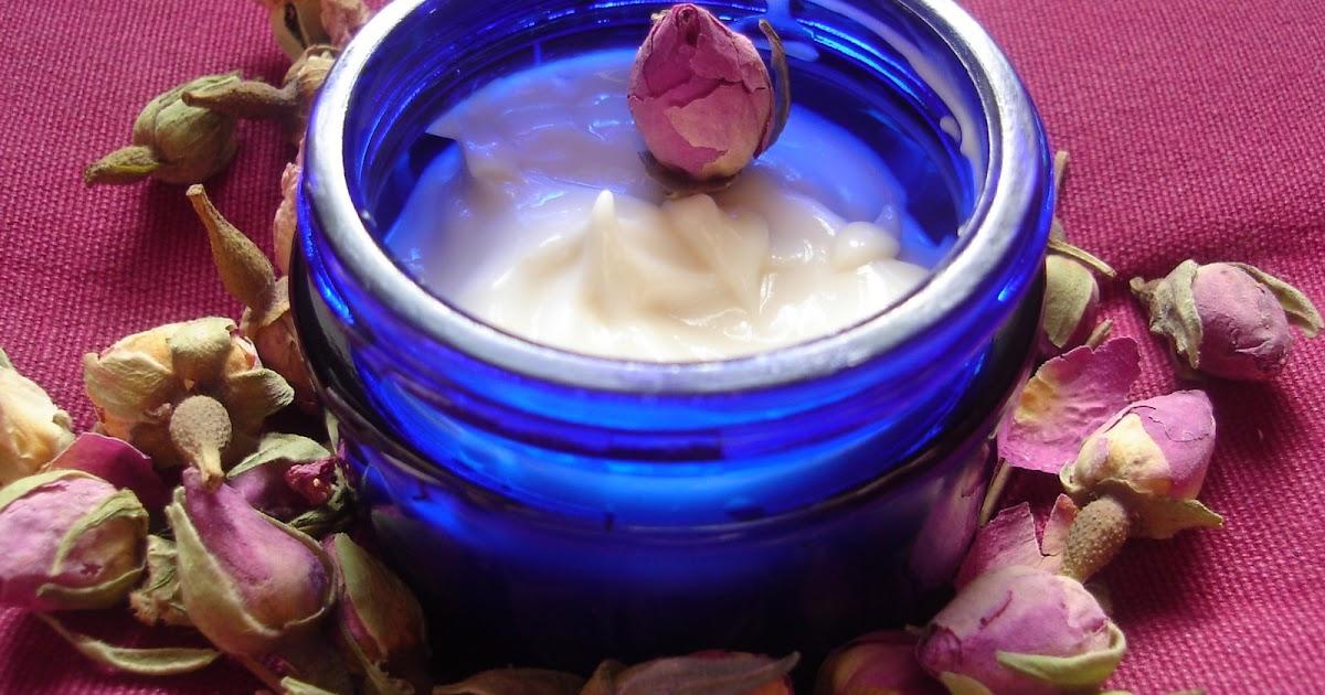 Mes produits de beaut fait maison creme de rose au benjoin - Goutte a goutte fait maison ...