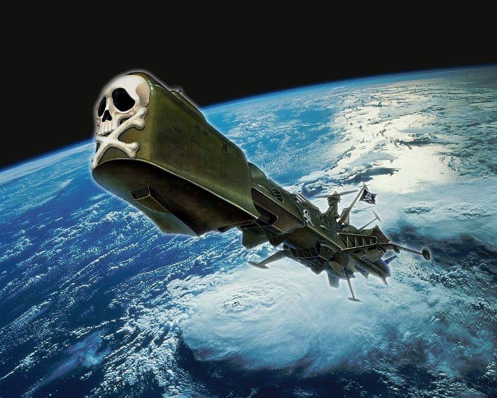 Пушки в космосе