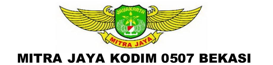 Mitra Jaya Kodim 0507 Bekasi